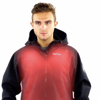 FNDN's new soft shell heated jacket