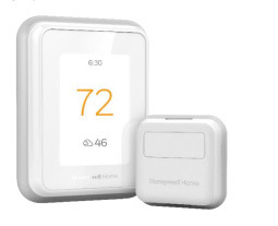 Honeywell Home T9 Thermostat from Resideo